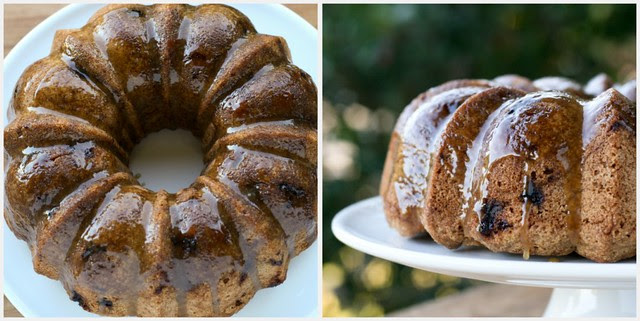Apple Spice Bundt