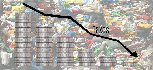 What Can The Recycling Industry Expect From Federal Tax Cuts? - Berg Mill Supply Co., Inc