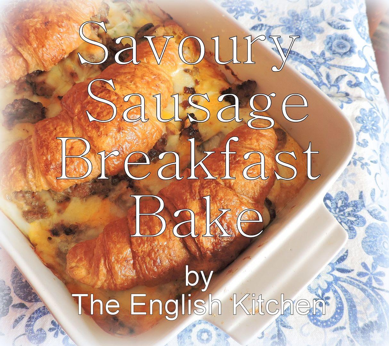 Savoury Sausage Breakfast Bake
