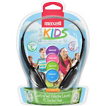 Action Kids Headphones With Mic - Maxell Corp Of America