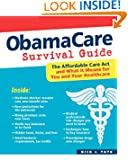 ObamaCare Survival Guide by Nick Tate book cover