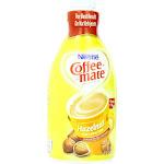 Nestle Coffee Mate Coffee Creamer, Hazelnut Pump, 50.7 Ounce