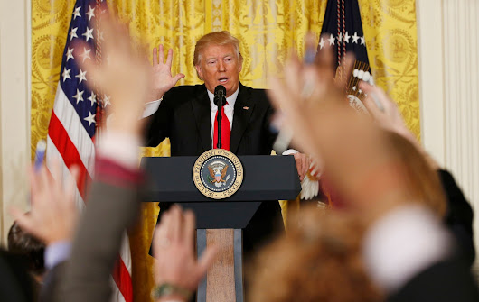Fact-checking President Trump's news conference - The Washington Post