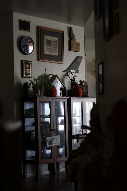Little corners of my home
