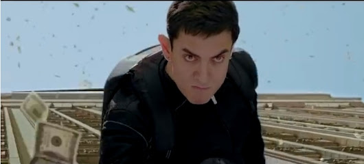 Dhoom 3 - Doom all around...