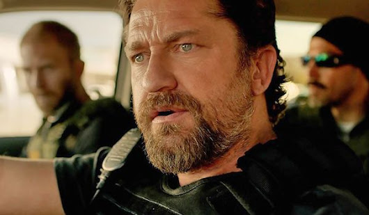 Contest: DEN OF THIEVES (2018) Blu-ray: Gerard Butler Tries to Stop Federal Reserve Bank Robbery | FilmBook