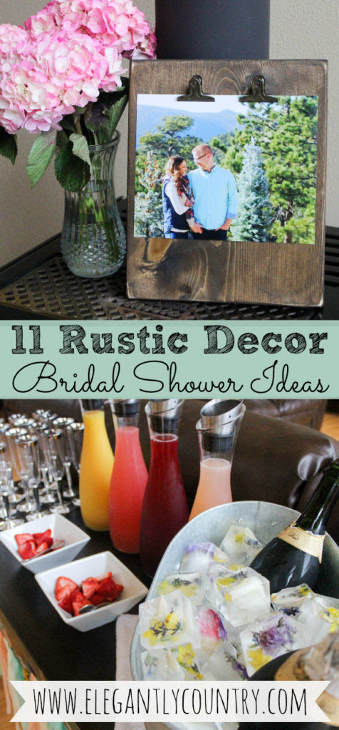 11 Best Rustic Bridal Shower Ideas And Decorations