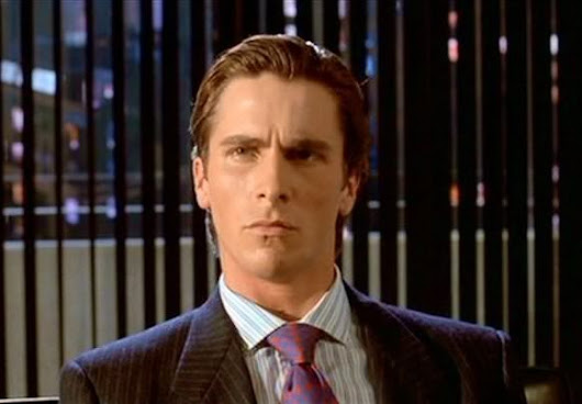MOST NURSES, DOCTORS, WHITE-COLLAR BANK WORKERS, OFFICE WORKERS AND HIGH-INCOME WORKERS HATE LOWER-CLASS LOW-WAGE BLUE COLLAR WORKERS AND THEY BEHAVE LIKE CHRISTIAN BALE IN THE MOVIE AMERICAN PSYCHO