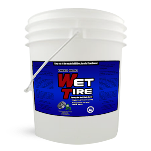 Wet Tire - Tire Shine and Gloss 5 Gallon