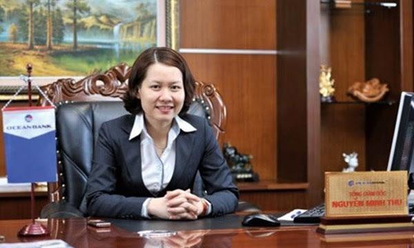 Chủ tịch Ngân hàng Đại Dương, bị-bắt