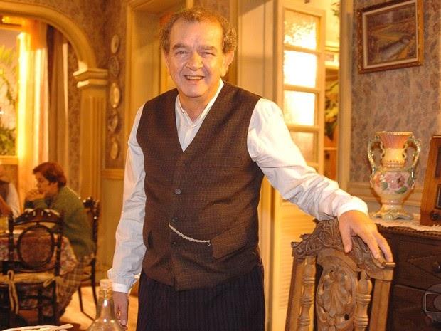 LUTO: Umberto Magnani, ator de 'Velho Chico', morre aos 75 anos no Rio