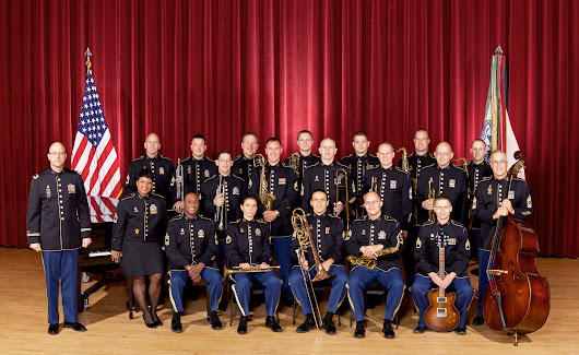 March 7: Free concert by the U.S. Army Field Band Jazz Ambassadors at CLC