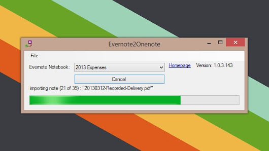 Migrate Your Data from Evernote to OneNote with This Tool