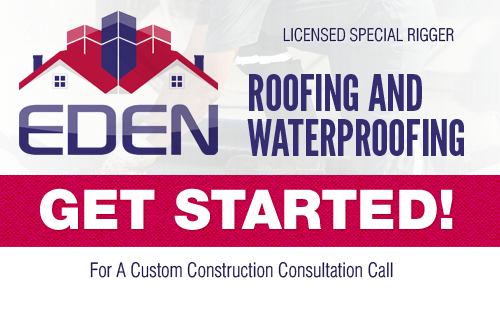 Bronx Roofing Contractor: Eden Roofing & Waterproofing | Bronx, NY