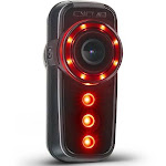 Cycliq Fly6 CE Rear Facing Camera and Bicycle Tail Light, Black