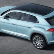 Volkswagen Cross Coupé GTE all-wheel drive plug-in hybrid concept - GreenCarGuide.co.uk