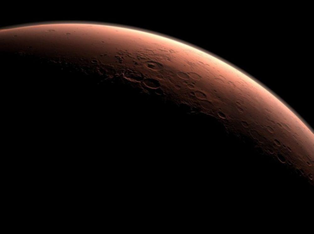 """Résultat de recherche d'images pour """"Le cratère Gale où est arrivé Curiosity"""""""