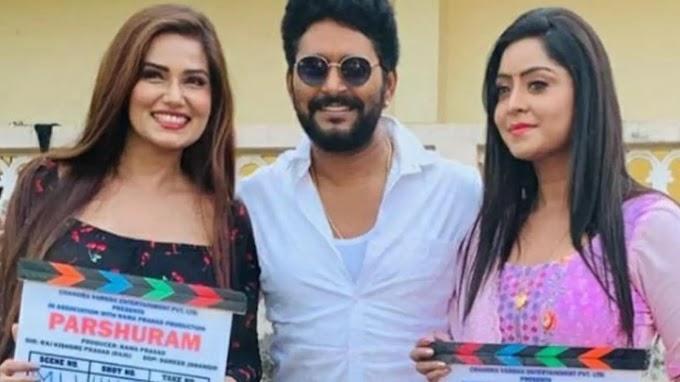 Yash Kumar's two new Bhojpuri films 'Parshuram' and 'Ardhnaari' go on floors | Bhojpuri Movie News - Times of India
