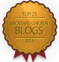 Top 25 Backyard Chicken Blogs