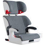 Clek Oobr Child Safety Booster Car Seat, Cloud