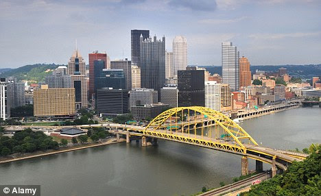 It's official: Pittsburgh is best place to live in U.S. (but America doesn't have one city in the world's top 25)