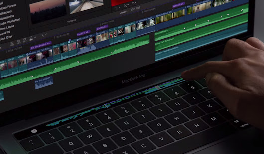 Final Cut Pro Gets a Major Update for the New MacBook Pro