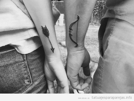 Flechas Archivos Tatuajes Para Parejastatuajes Para Parejas