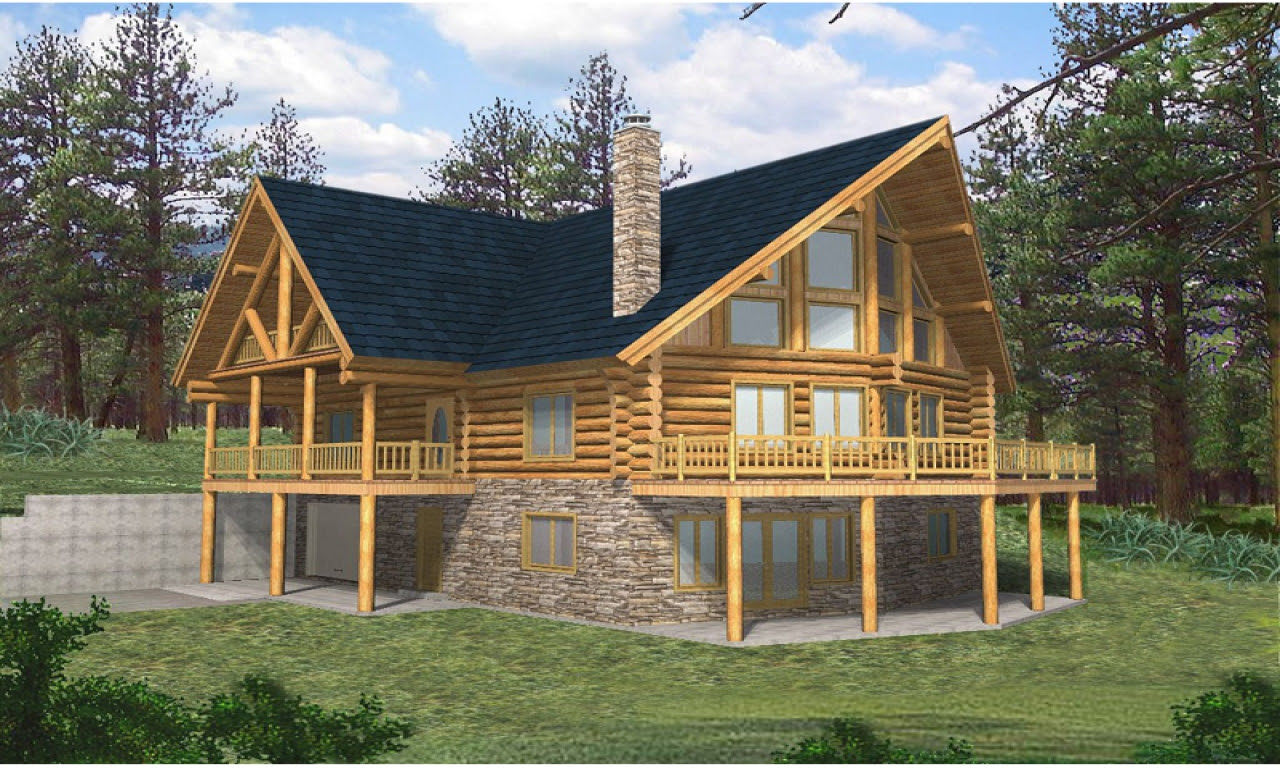 Rustic  Lake Home  House  Plans  Rustic  Lake House  Plans