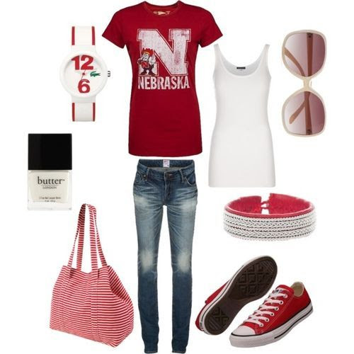 Red Out (girls,dress,girl,fashion,style,clothes,polyvore,our picks)