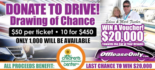 LAST CHANCE TO WIN A $20,000 OFF LEASE ONLY CAR VOUCHER!