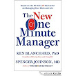 eBooks Kindle: The New One Minute Manager, Ken Blanchard, Spencer, M.D. Johnson