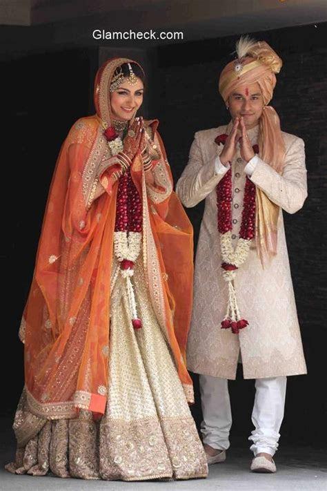 Kunal Khemu and Soha Ali Khan pronounced Husband and Wife