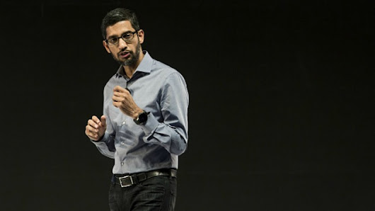 Google CEO Pichai predicts the end of PCs as physical devices | Latest News & Updates at Daily News & Analysis