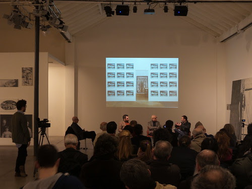 Talk con l'artista Gabriele Di Matteo by Ylbert Durishti
