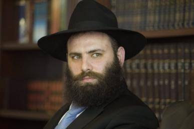 Menachim Margolin: Wants Jews to have exclusive right to carry arms.