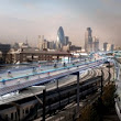 A 137-Mile 'Cycling Utopia' Floating Above London's Rail Lines | Autopia | Wired.com