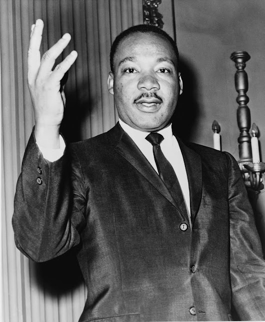 A Prayer for Martin Luther King, Jr. Day