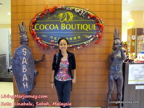 Cocoa Boutique, Kota Kinabalu