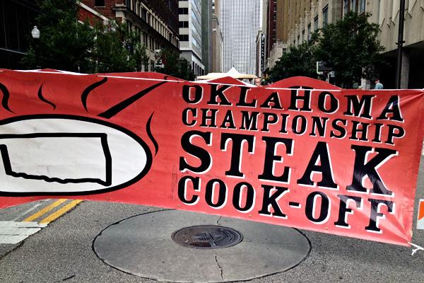 2012 OK Steak Cook-off