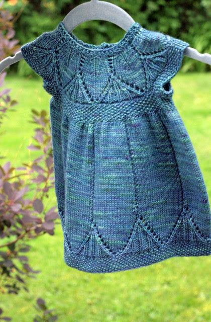Clara Dress - pretty wind