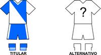 Uniforme Selección Bahianegrense de Fútbol
