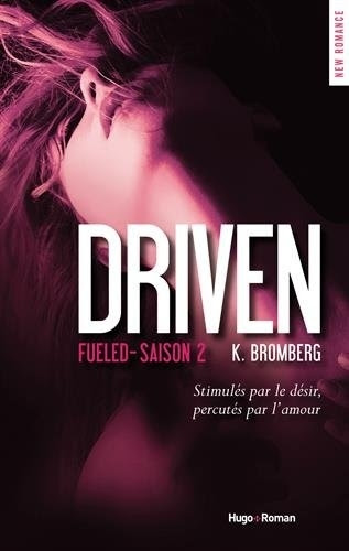 Couverture Driven, tome 2 : Fueled