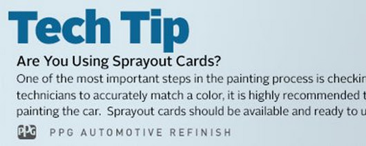 Are You Using Sprayout Cards?