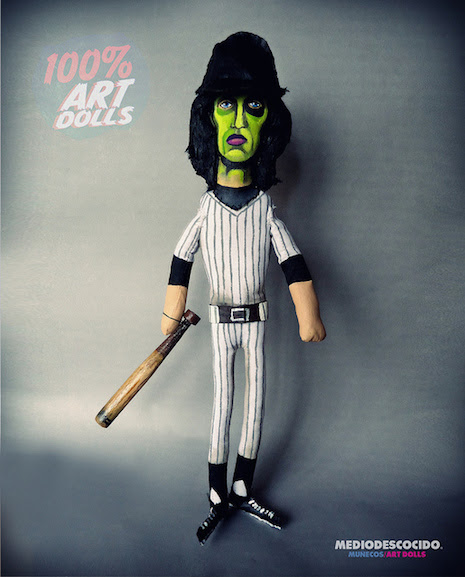 A Baseball Fury from the 1979 film, The Warriors