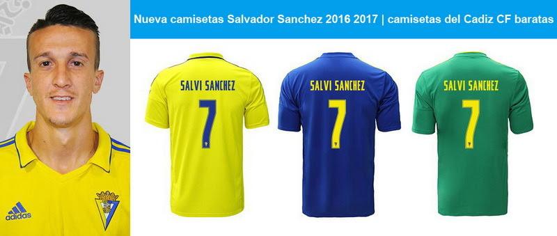 Salvador Sánchez Ponce (Sanlúcar de Barrameda, Cádiz, España; 30 de marzo de 1991) es un futbolista español. Juega de extremo y su equipo actual es el Cádiz C.F. de la Segunda División de España.Trayectoria:2009 - 2012 Sevilla Atlético Club2012 -...