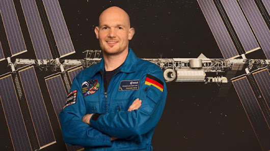 Alexander Gerst News Conference: Mission 2018 by European Space Agency