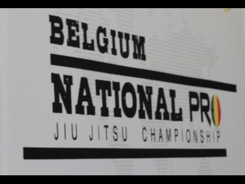 Belgium National Pro Jiu Jitsu Championship 2015 video