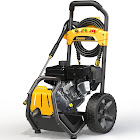 Powerplay Power Smart SR233HB27ARNLQC Streetrod 3300psi 2.7GPM B&S 950 Horizontal Engine Professional Gas Pressure Washer