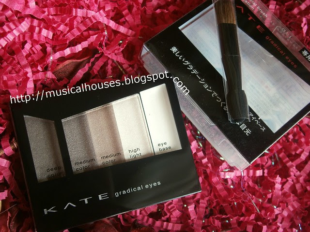 KATE eyeshadow Gradical Eyes A