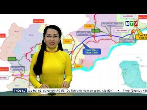 Công tác chuẩn bị Lễ khởi công Cao tốc Dầu Giây - Phan Thiết, Vĩnh Hảo - Phan Thiết